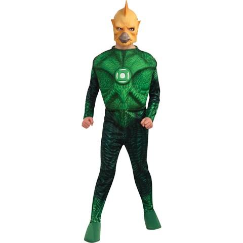Green Lantern - Tomar-Re Muscle Child Costume