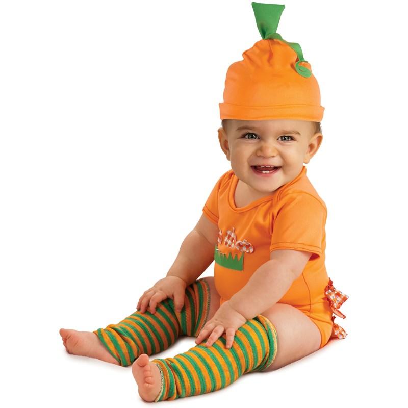 Pumpkin Onesie Infant Costume for the 2015 Costume season.
