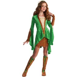Maid Marion Tween Costume