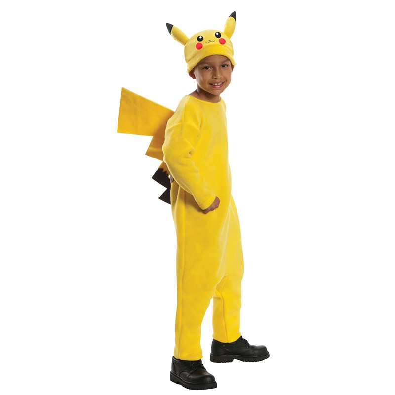 Pokemon   Pikachu Child Costume for the 2015 Costume season.