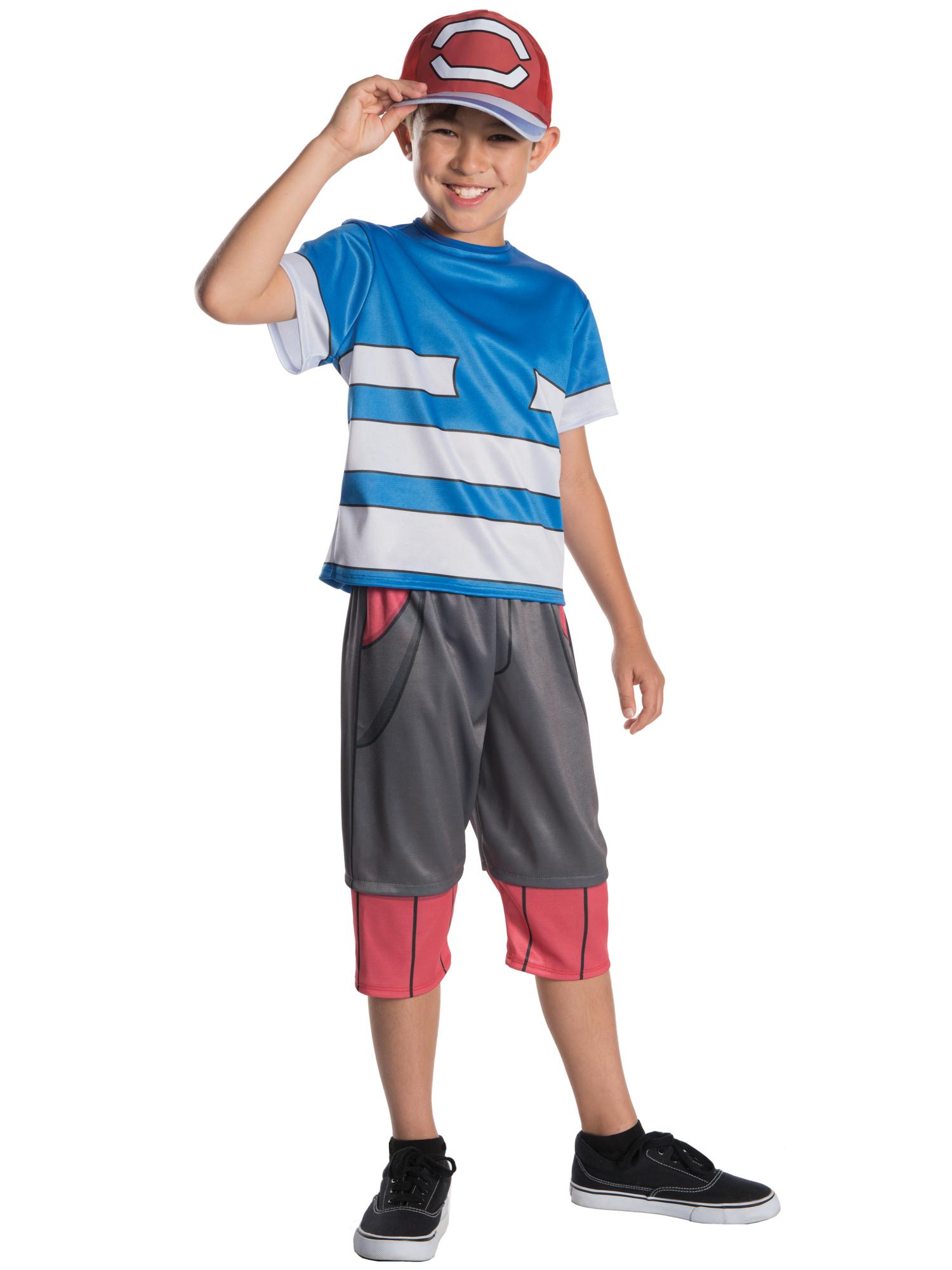 Pokemon – Ash Ketchum Child Costume