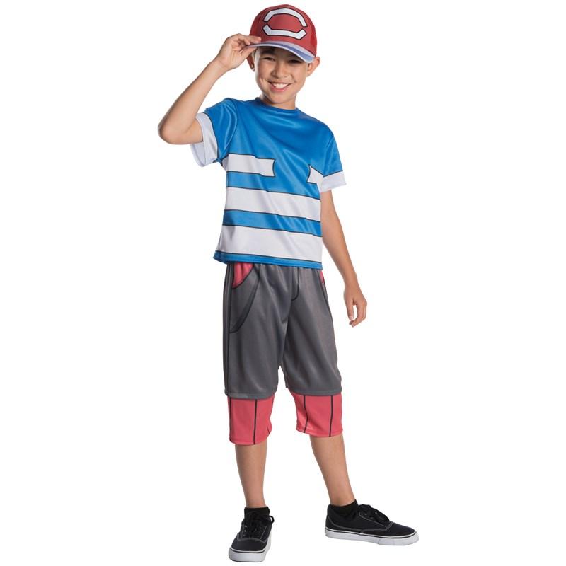 Pokemon   Ash Ketchum Child Costume for the 2015 Costume season.