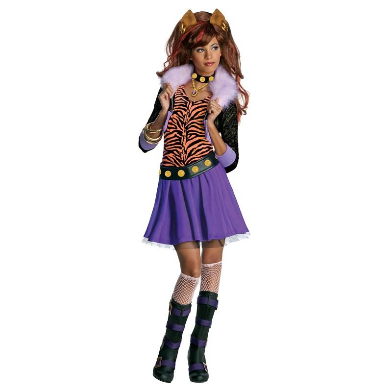Monster High - Clawdeen Wolf Child Costume