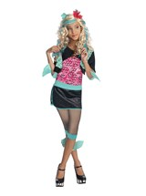 Click Here to buy Monster High - Lagoona Blue Kids Costume from BuyCostumes