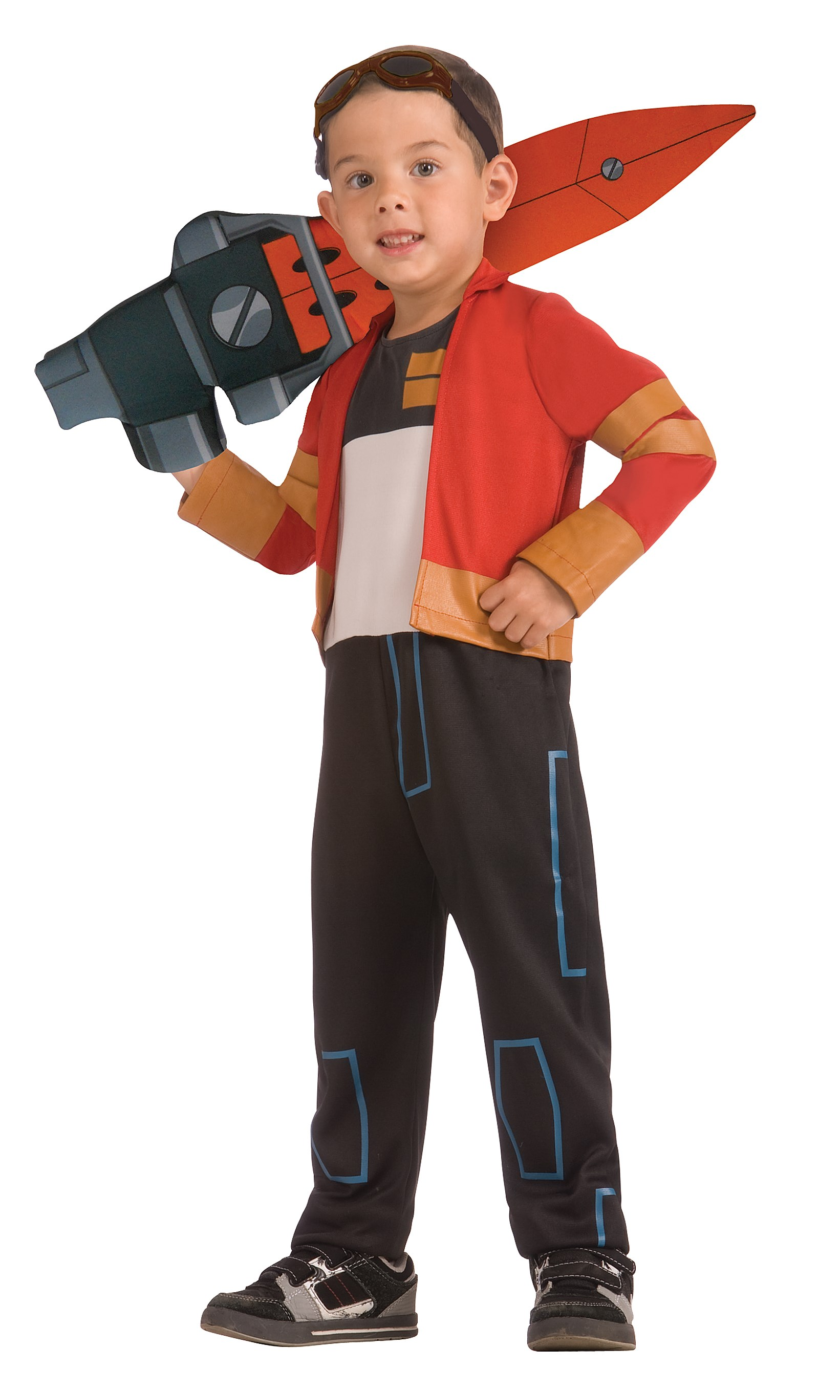 Generator Rex - Rex Child Costume