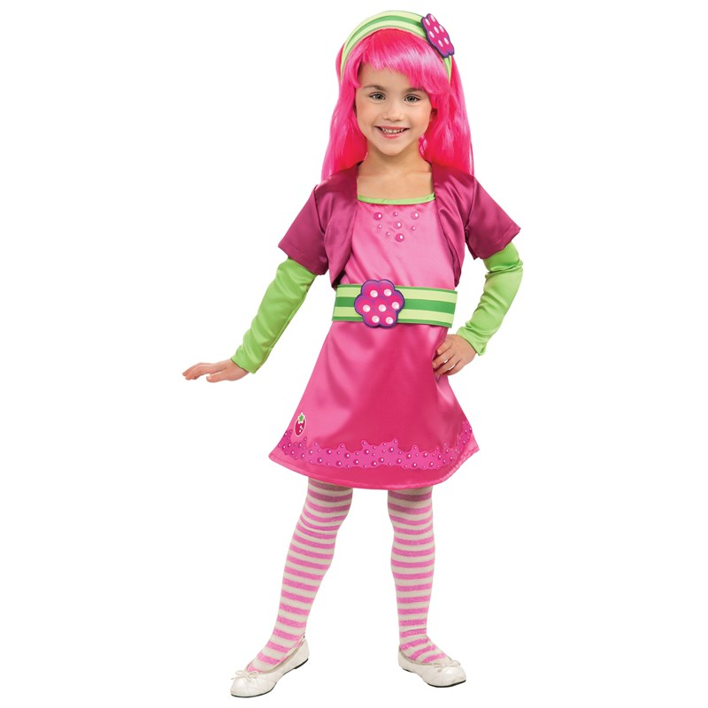 Strawberry Shortcake   Raspberry Torte Deluxe Toddler  and  Child Costume for the 2015 Costume season.