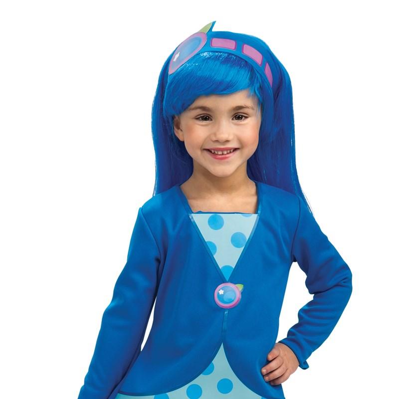 Strawberry Shortcake   Blueberry Muffin Wig (Child) for the 2015 Costume season.