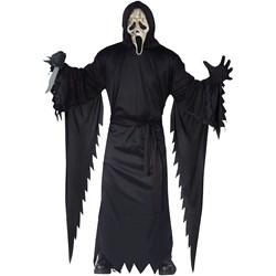 Scream 4 - Zombie Ghost Face Teen Costume