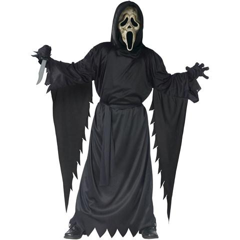 Scream 4 - Zombie Ghost Face Child Costume