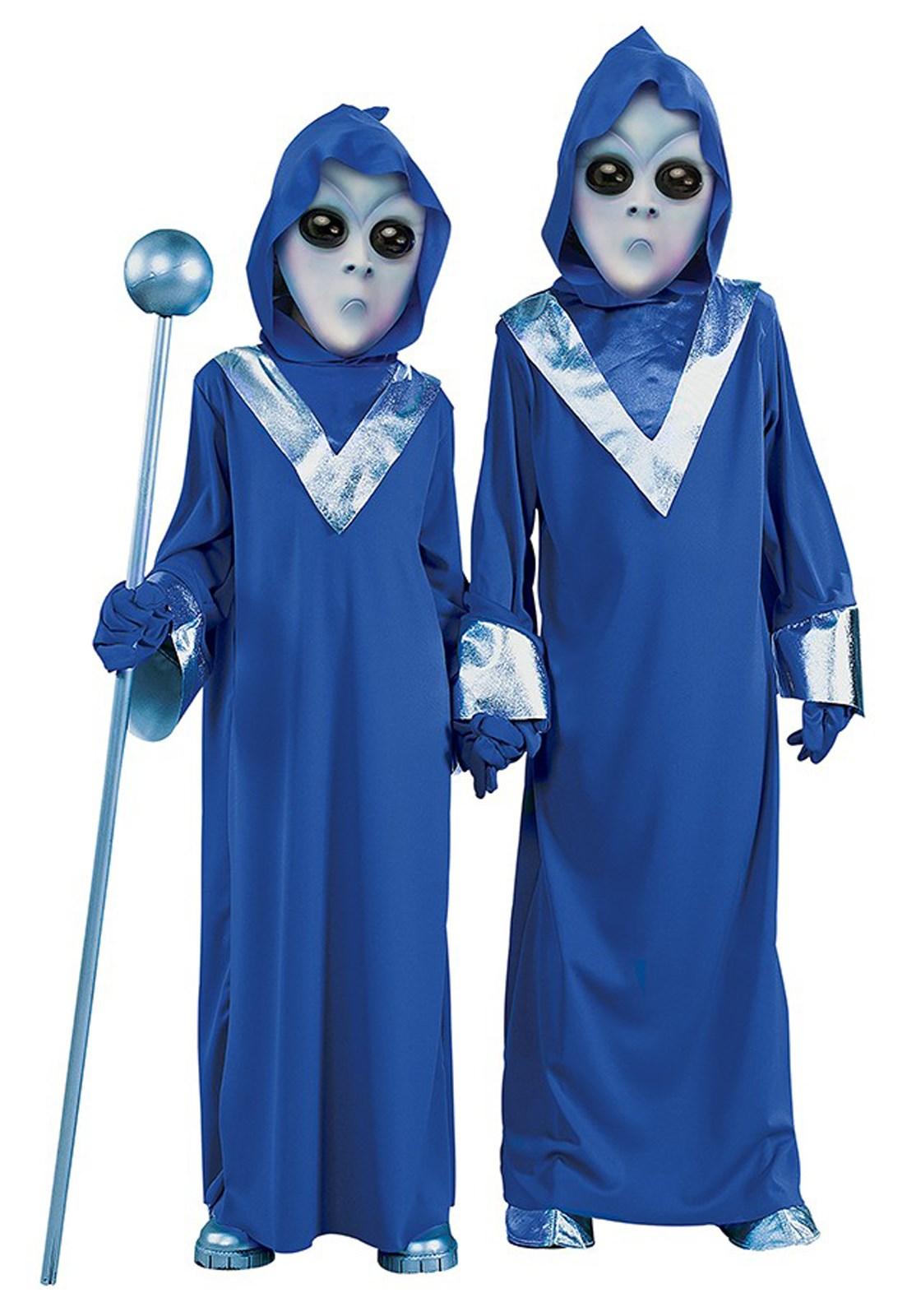 Image of Complete Alien Child Costume