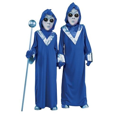 Complete Alien Child Costume