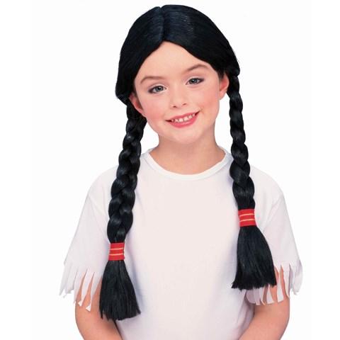 Native American Princess Wig (Child)