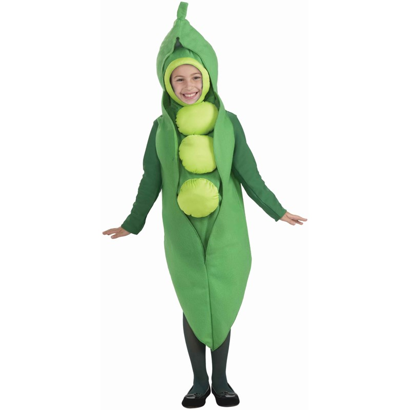 Peas Child Costume for the 2015 Costume season.