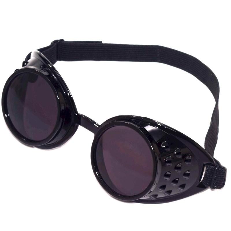 Steampunk Goggles (Black) for the 2015 Costume season.