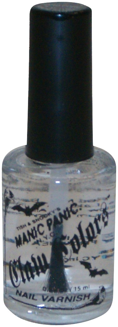 Image of Hardcore Clear Top/Bottom Coat Nail Polish