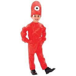 Yo Gabba Gabba - Muno Toddler Costume