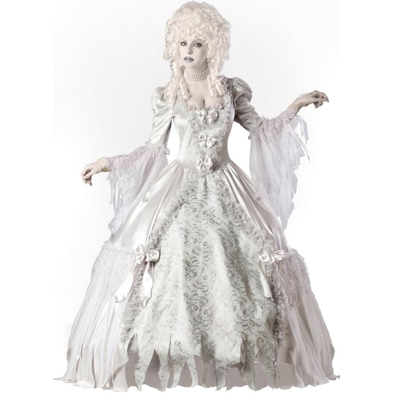 Ghost Lady Elite Collection Adult Costume for the 2015 Costume season.