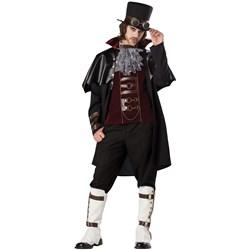 Steampunk Victorian Vampire Adult Costume