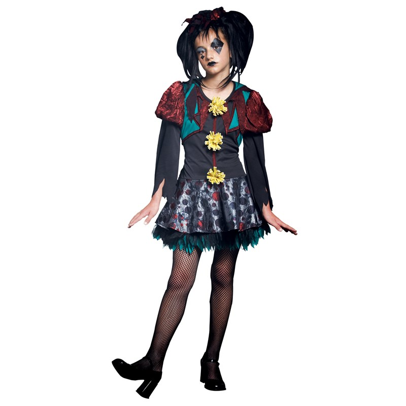 Scary Merry Child Costume for the 2015 Costume season.