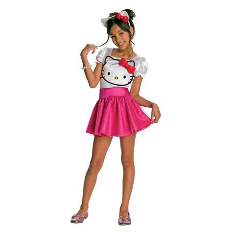 Hello Kitty - Hello Kitty Tutu Dress Child Costume