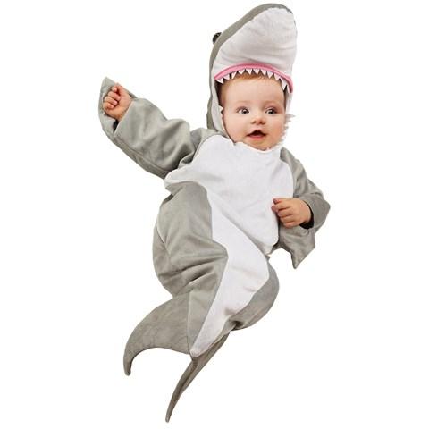 Shark Bunting Infant Costume