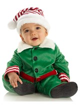 Click Here to buy Baby Elf Baby & Toddler Costume from BuyCostumes