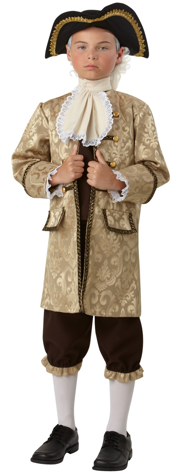 Image of Colonial Boy Child Costume