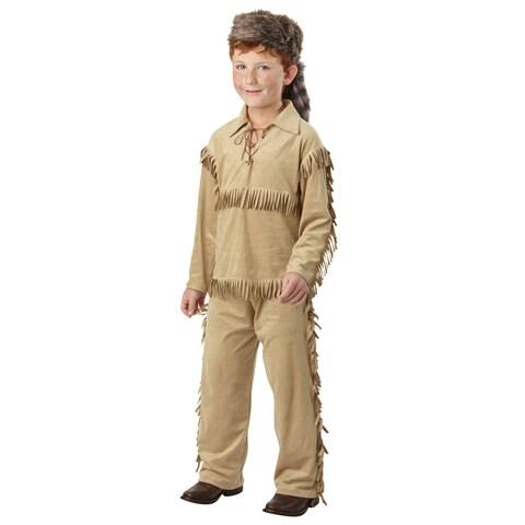 Frontier Boy Child Costume