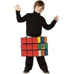 Rubik's Cube Child Costume