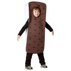 Ice Cream Sandwich Child Costume
