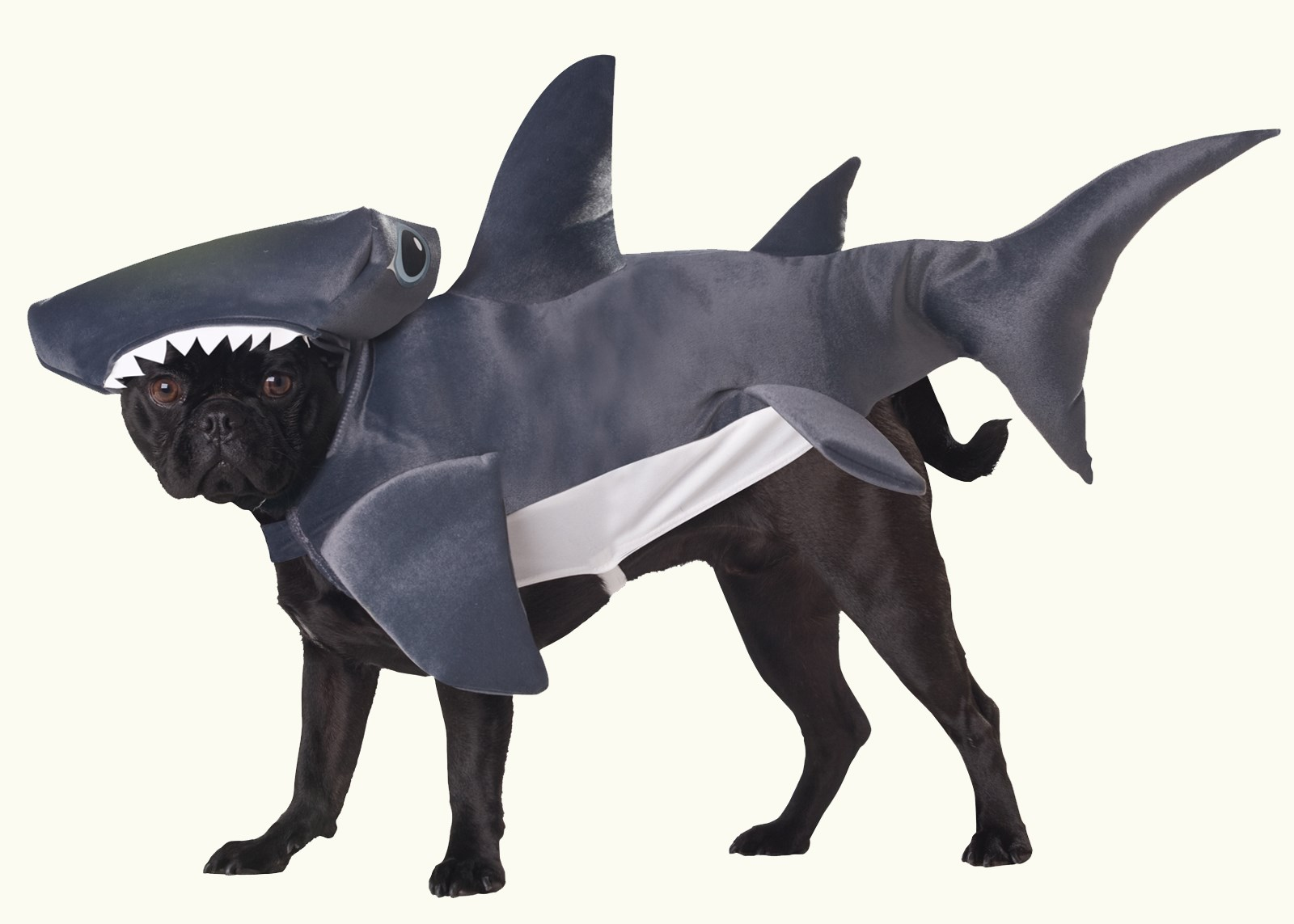 Image of Animal Planet Hammerhead Shark Pet Costume