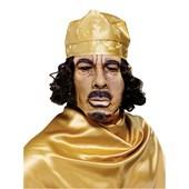 Muammar Gaddafi Mask (Adult)