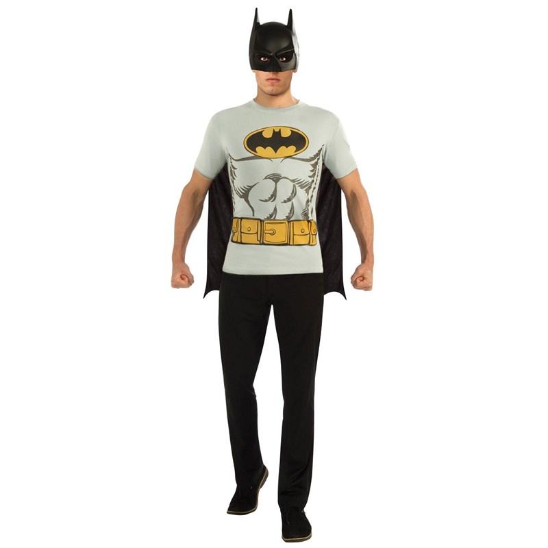 Batman T Shirt Adult Costume Kit for the 2015 Costume season.