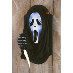 Pop Out Ghost Face with Knife