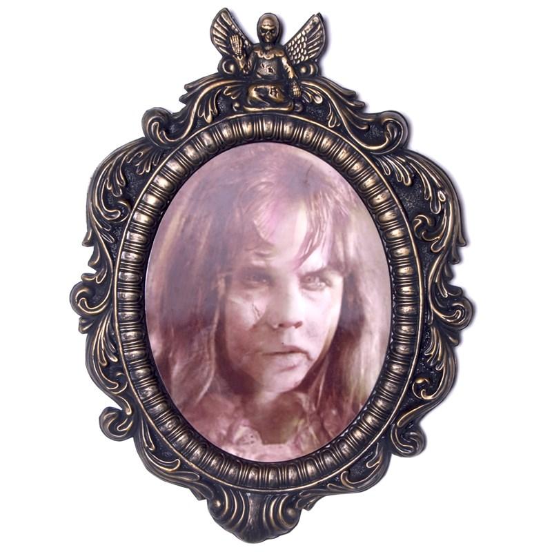 Exorcist Regan Lenticular Mirror for the 2015 Costume season.