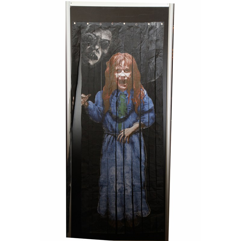 Exorcist Doorway Drape for the 2015 Costume season.