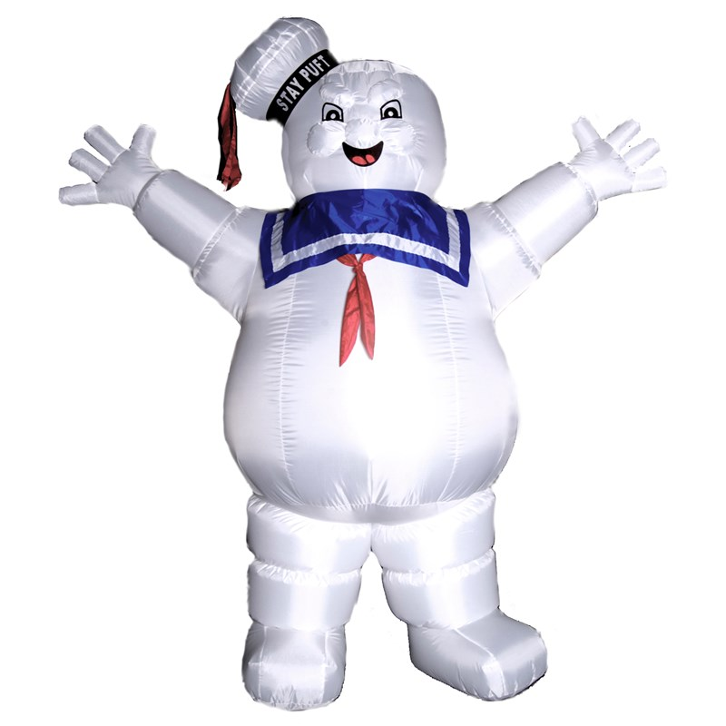 Stay Puft Marshmallow Inflatable for the 2015 Costume season.