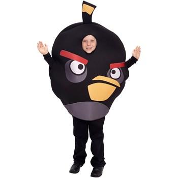 Rovio Angry Birds - Black Bird Child Costume