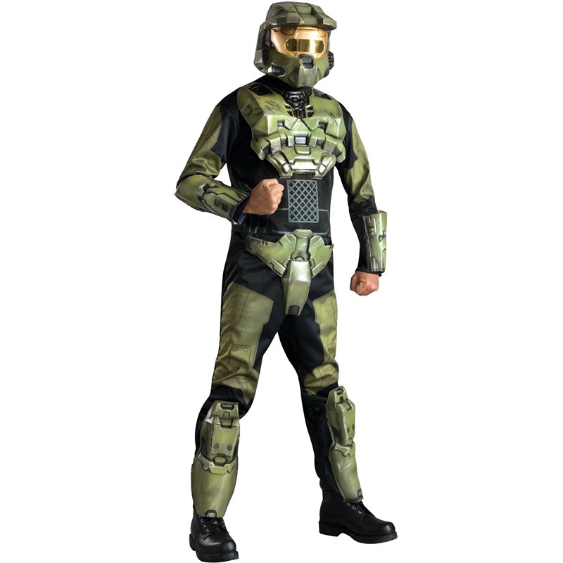 Halo 3 Deluxe Master Chief Teen Costume for the 2015 Costume season.
