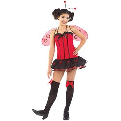 Little Miss Ladybug Tween Costume