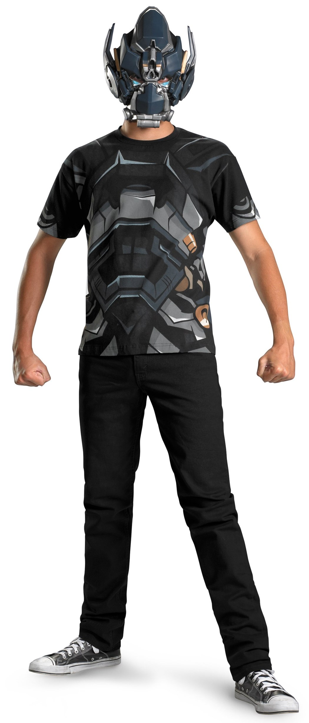 Transformers 3 Dark Of The Moon Movie - Iron Hide Adult Plus Costume Kit
