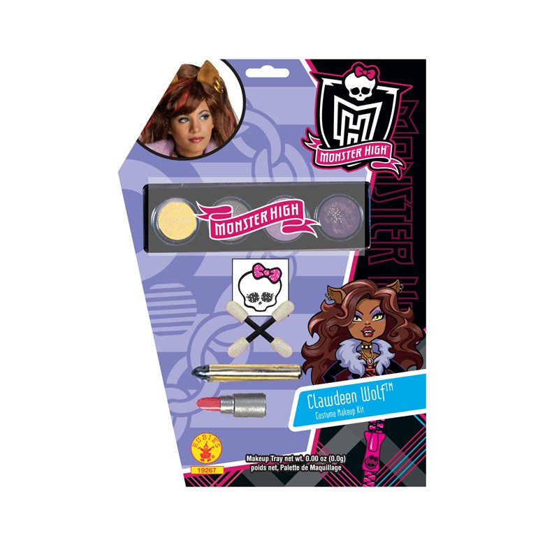 Monster High   Clawdeen Wolf Makeup Kit (Child) for the 2015 Costume season.