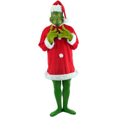 How the Grinch Stole Christmas! - The Grinch Deluxe Adult Costume