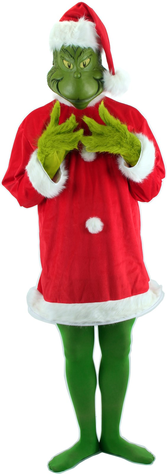 How the Grinch Stole Christmas - The Grinch Deluxe Adult Costume