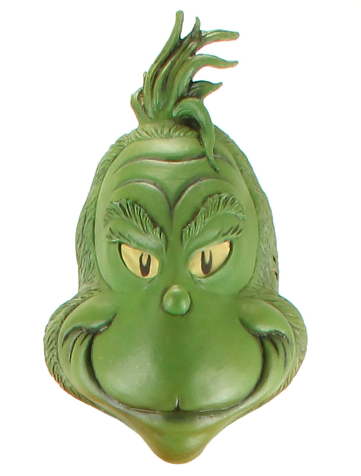 How the Grinch Stole Christmas - The Grinch Latex Mask (Adult)