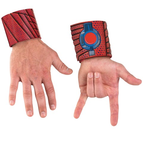 The Amazing Spider-Man Web Shooters (Adult)