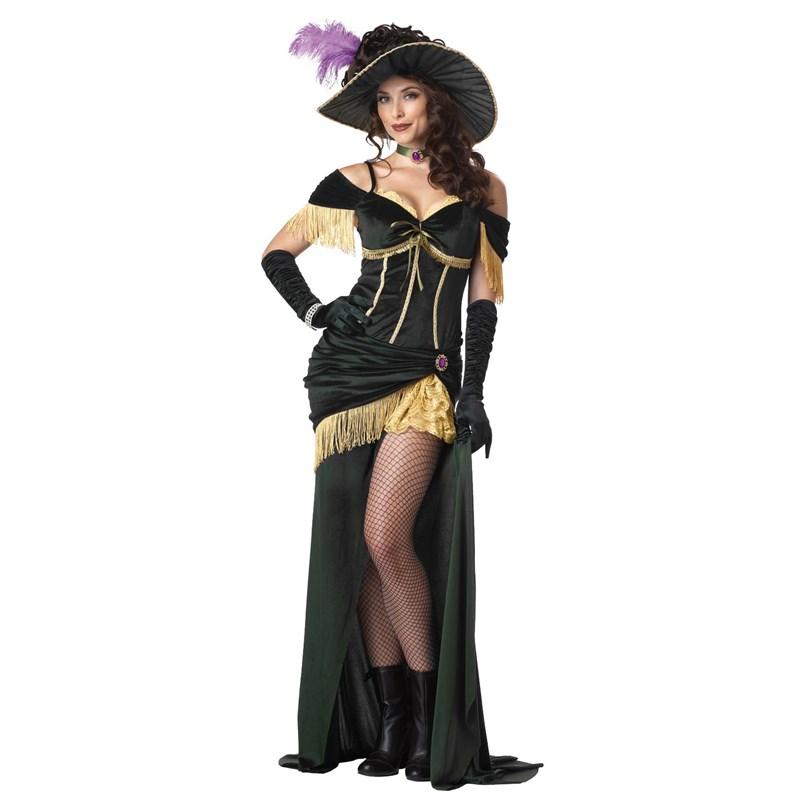 Saloon Madame Adult Costume for the 2015 Costume season.