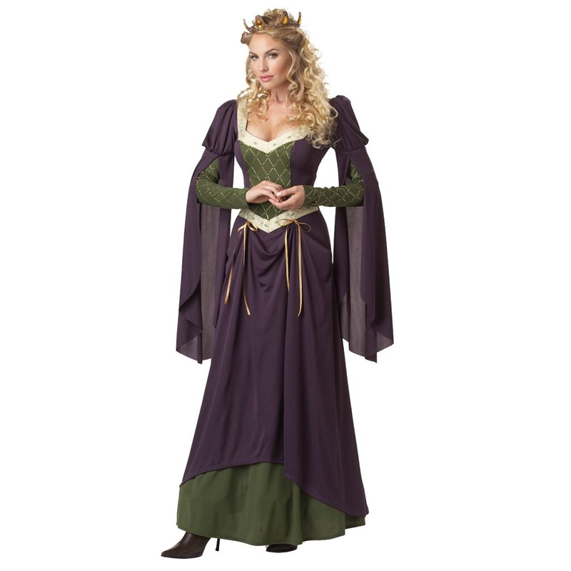 Lady in Waiting Adult Costume for the 2015 Costume season.