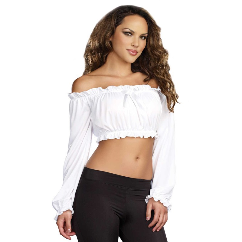 Pretty n Peasant Adult Top for the 2015 Costume season.
