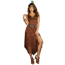 Hot On The Trail Adult Costume